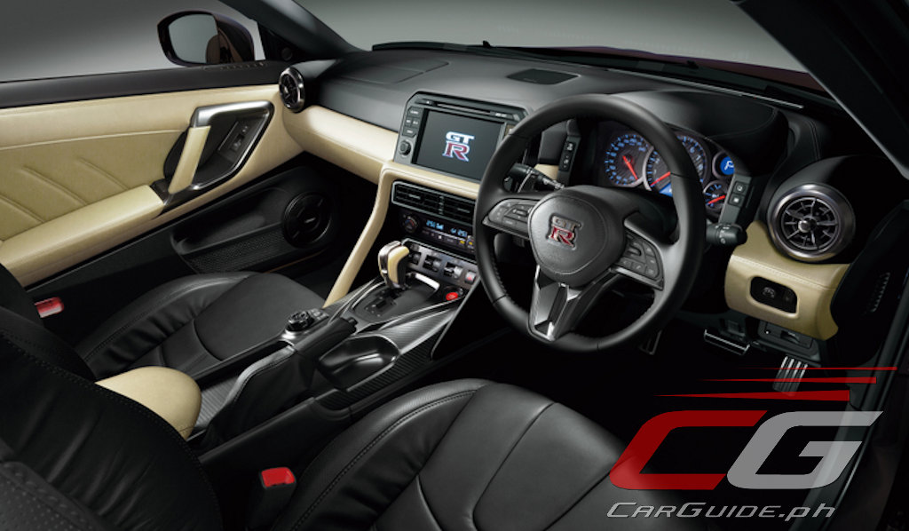 238fb02a7 Nissan Just Made a Special Edition GT-R Celebrating Naomi Osaka ...