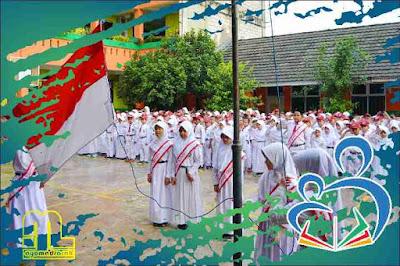 salah satunya ialah Upacara Peringatan Hari Guru Nasional Pedoman, Amanat Pembina, dan Doa Upacara Hari Guru 2018