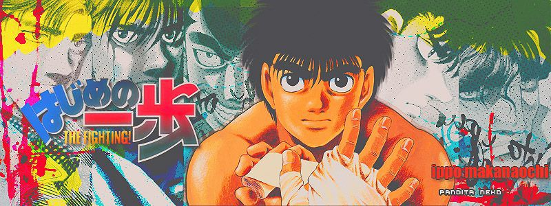 Hajime no Ippo: New Challenger Translated
