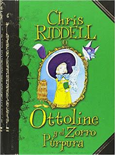 cuentos y libros infantiles juveniles para +8, 12 años ottoline y el zorro púrpura