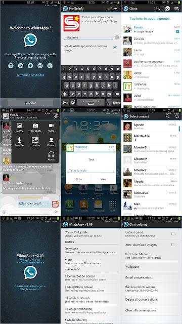 WhatsApp Plus V 3.90 Free APK Download