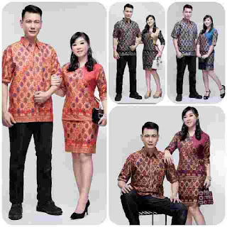 Model Seragam Batik Kantor Prodo Thalita