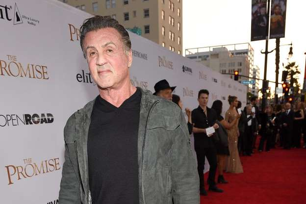 Sylvester Stallone denies sexually assaulting teenage girl in Las Vegas