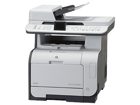 HP Color LaserJet CM2320 Multifunction Printer Drivers