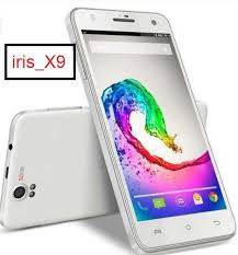 Lva iris X9 officia firmware file free download