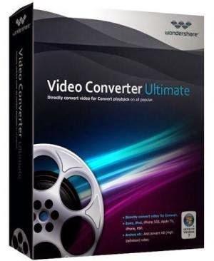Wondershare Video Converter Ultimate 8.5.0.1 Full