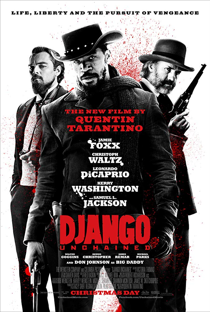 Django Unchained 2012 English Movie Bluray 720p With Bangla Subtitle