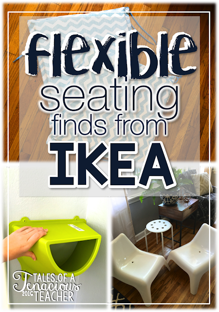 Flexible Seating Finds At Ikea The Tenacious Teacher