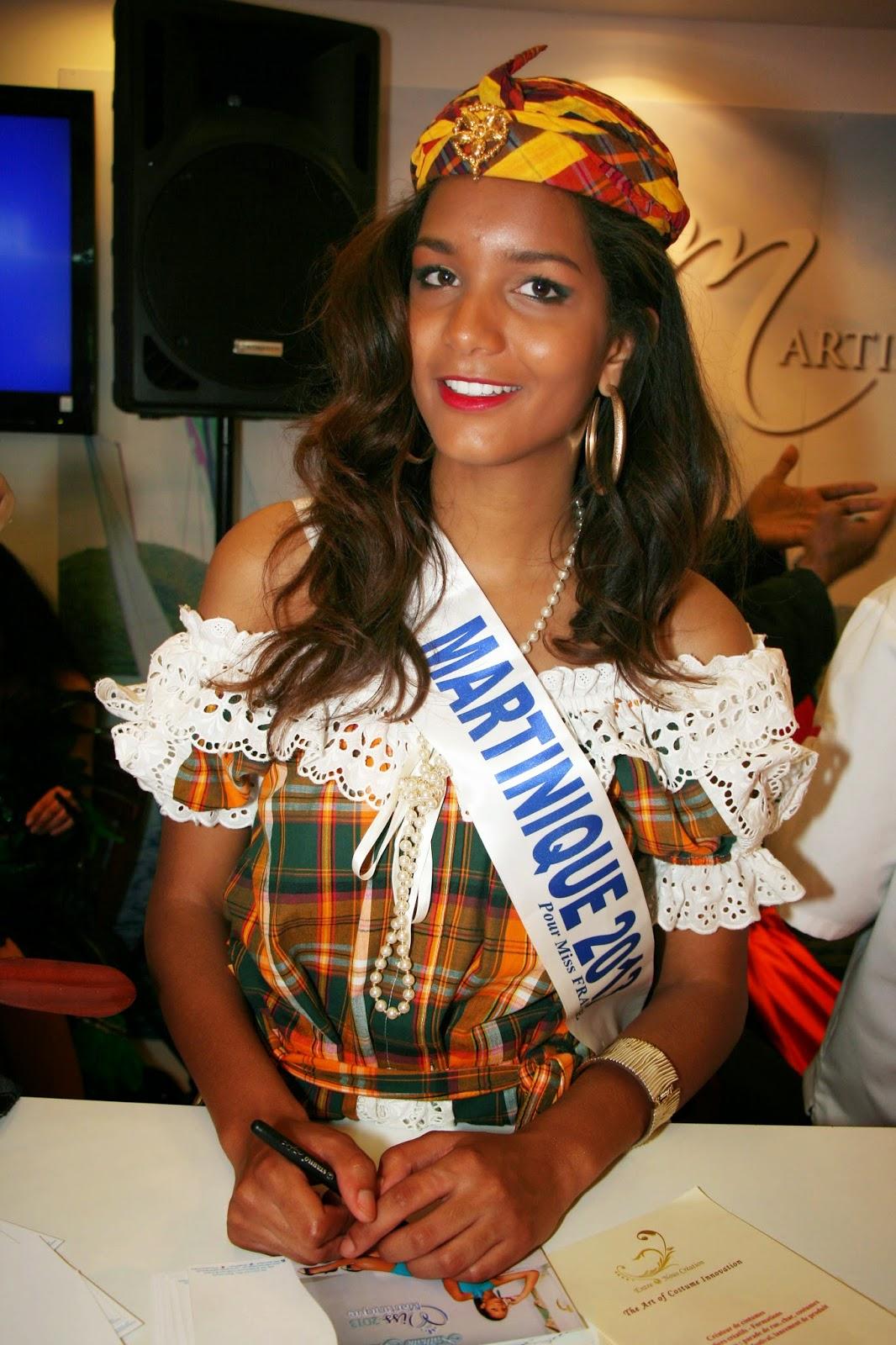 Martinique girls