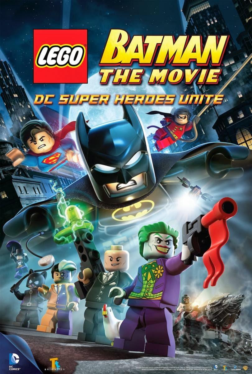 LEGO Batman The Movie DC Superheroes Unite เลโก้ แบทแมน เดอะมูฟวี่ [HD]