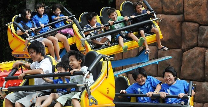 Bali Safari Marine Park Fun Zone - Bali, Holidays, Tours, Attractions, Zoo Park