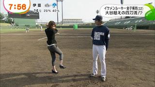フジテレビ 三田友梨佳 ミタパン 破局 プロ野球選手 金子 大谷 山田