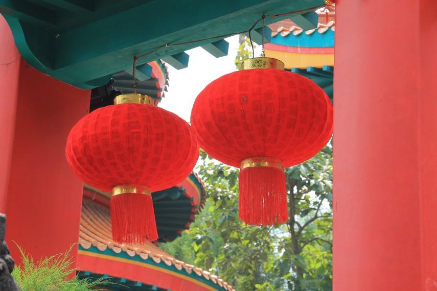 Sejarah Lampion Dalam Perayaan Imlek dan Cap Go Meh