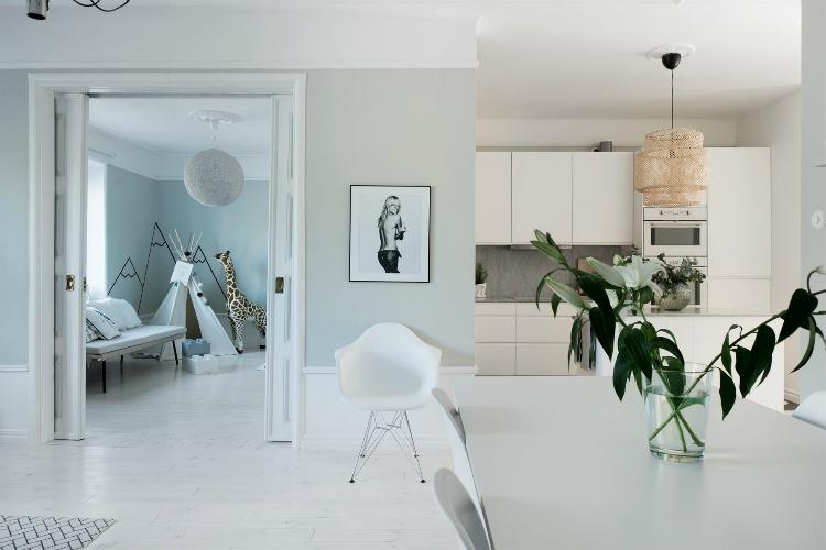 La serenidad de los colores empolvados by Habitan2 | Decoración handmade para hogar y eventos | Decoración nórdica a precios low cost