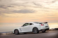 2012 MY Nissan GT-R Égoïste official press media photo image picture high resolution original source facelift revised new generation enhanced restyled special exclusive edition