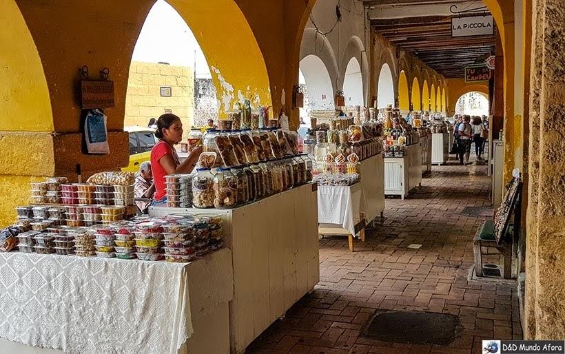 Portal de los Dulces - O que fazer em Cartagena, Colômbia