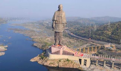 Special Train For Statue Of Unity