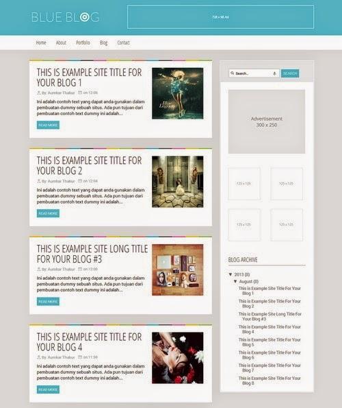 Flat-Blog