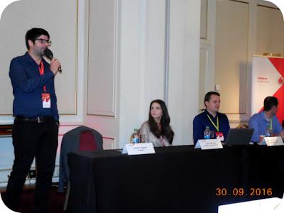 sesiunea de blogging