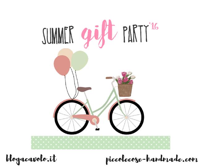 Summer Gift Party 2016: picnic in bicicletta per festeggiare l'estate