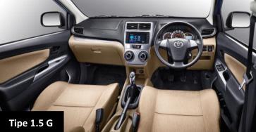 Spesifikasi Grand New Veloz Toyota Yaris Ia Trd Avanza 2015 Jasa Menjual Mencarikan Interior