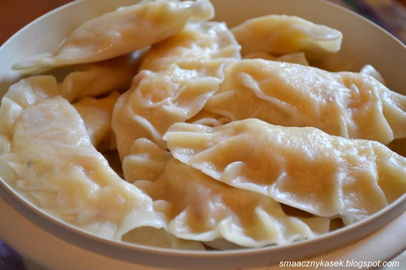 ... pierogi pierogi with potato filling and brown butter pierogi