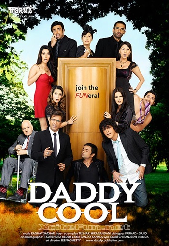 Daddy Cool Join The Fun 2009 Hindi 480p HDRip – 300mb