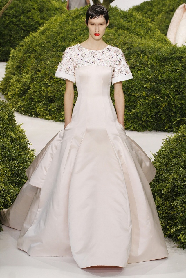 Christian Dior Couture Spring Summer 2013