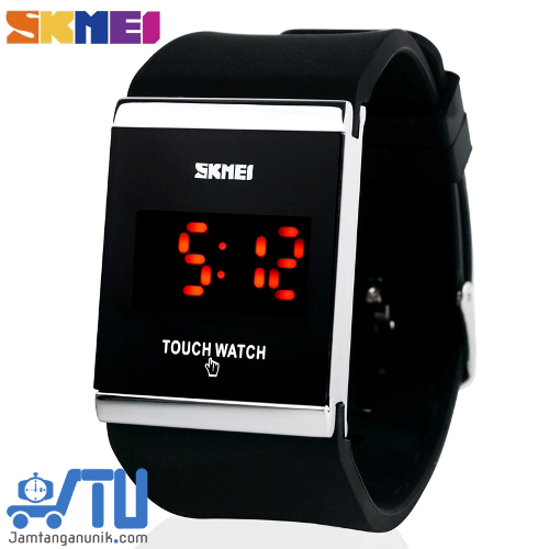 skmei 0983 original touch watch water resistant 30m jam tangan anti air