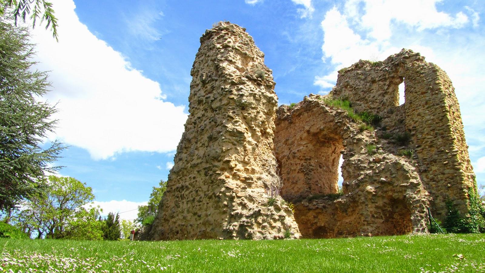 Restos del Castillo de Soria_ameiseblog