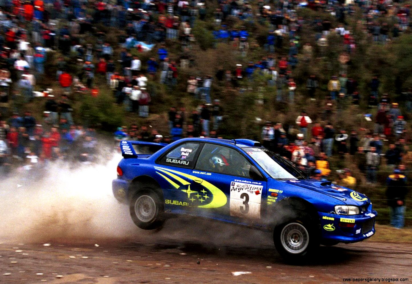 Wallpapers Wrc Girls Cars Subaru Impreza Rally Car Hd Trucks