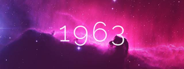 1963 год кого ? 1963 год какого животного ?