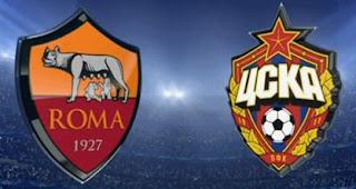 مشاهدة مباراة روما وسسكا موسكو بث مباشر بتاريخ 23-10-2018 دوري أبطال أوروبا