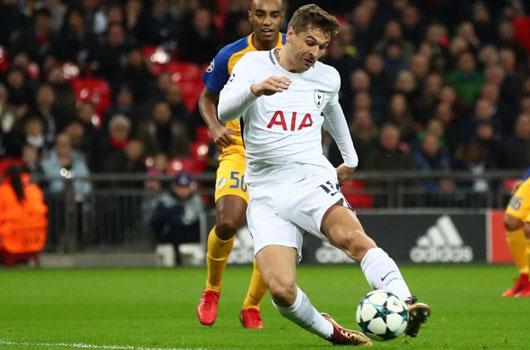 Tottenham 3-0 APOEL: Kép phụ lên tiếng