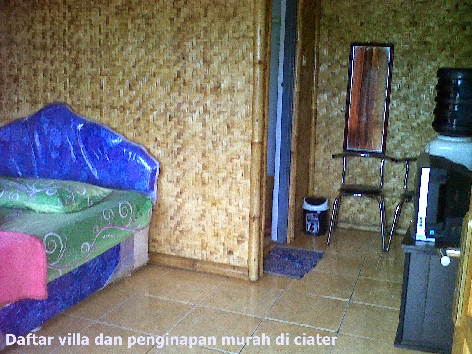 villa murah ciater