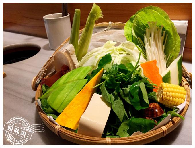 樂未秧-農夫市集鍋物-蔬食界的新鮮市集