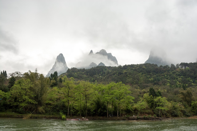Li River, China, Guilin