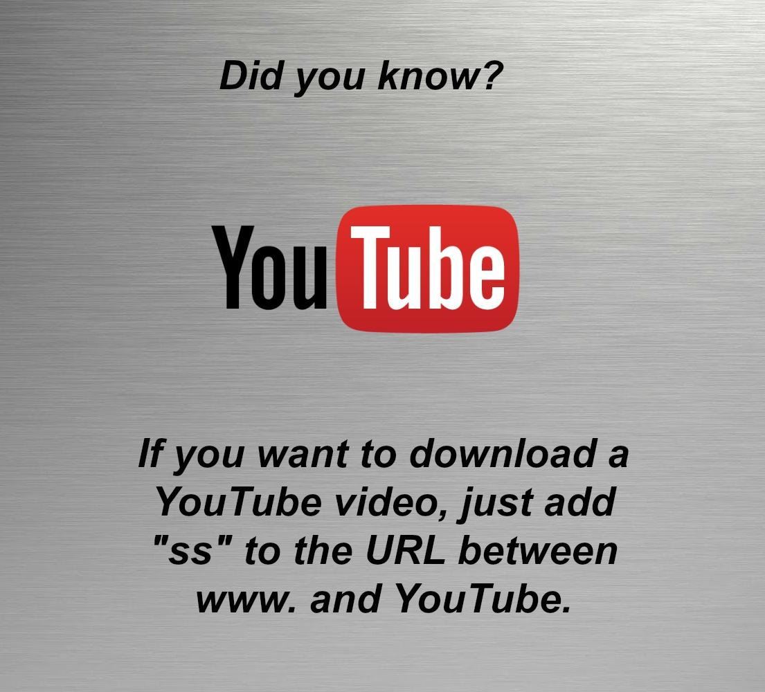 Download youtube videos in a very simple way without using a software ccuart Gallery