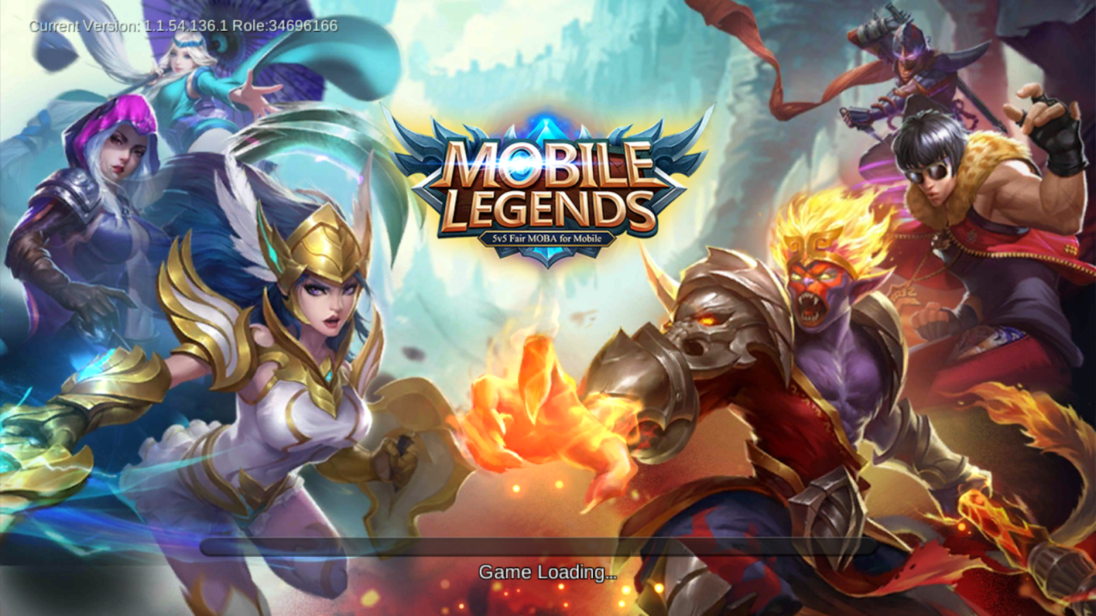 Hd wallpaper mobile legends -  Computer But In Your Mobile Phones Mobile Legends Bang Bang Developed By Moonton I Recommend This Than Other Available Moba App In Playstore Because