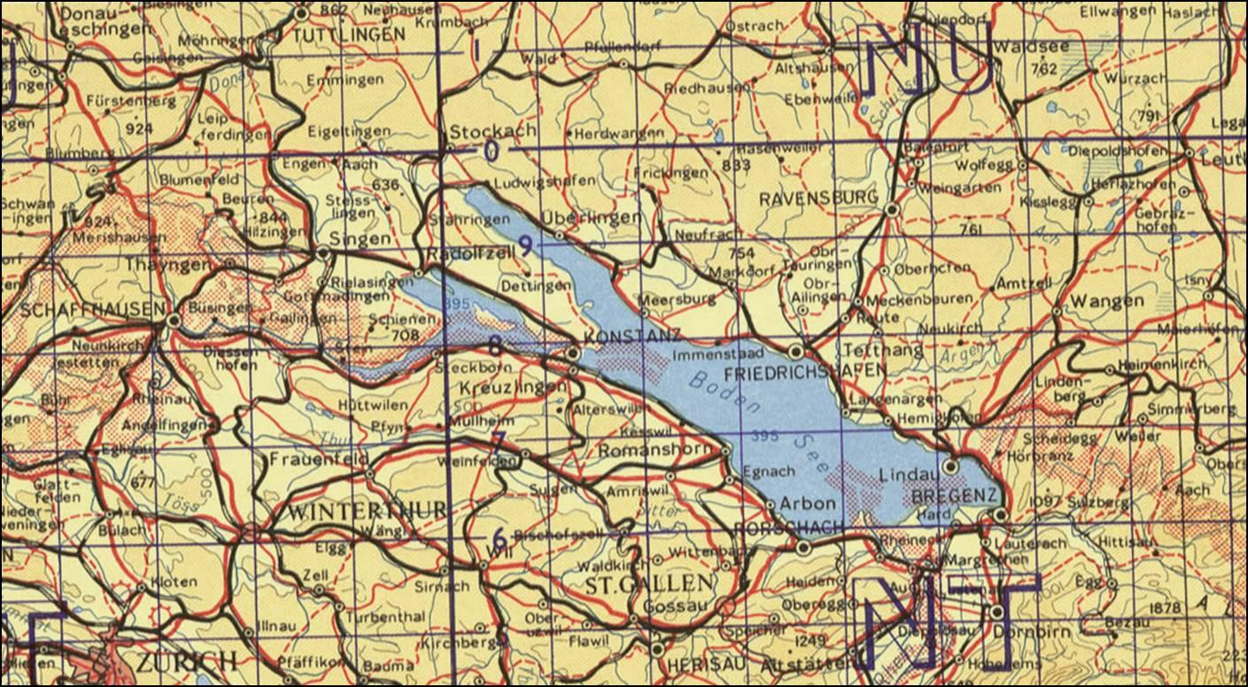 gebied beieren duitsland kaart