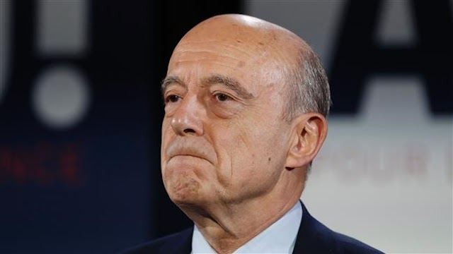 Pollster puts Alain Juppe ahead of Francois Fillon for presidential elections