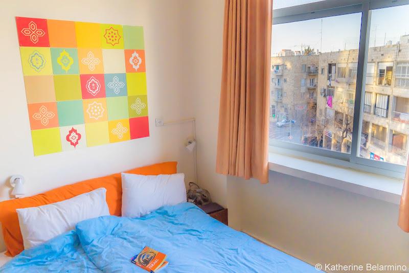 Abraham Hostels Jerusalem Room Review