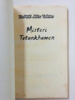 Misteri Tutankhamen