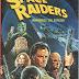 Space Raiders : Invasores del Espacio by Howard R. Cohen (1983) 2 MONTAJES CASTELLANO
