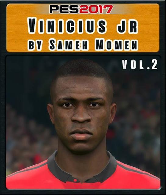 Vinicius Junior Face PES 2017