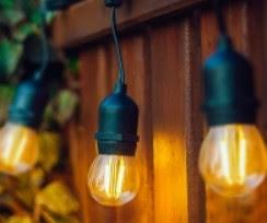 noleggio catene lampadine