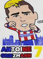 Antoine Griezmann reliant goal-maker for Atletico Madrid in Champions League 2016 final in Milan's San Siro Stadium - transferred from Real Sociedad