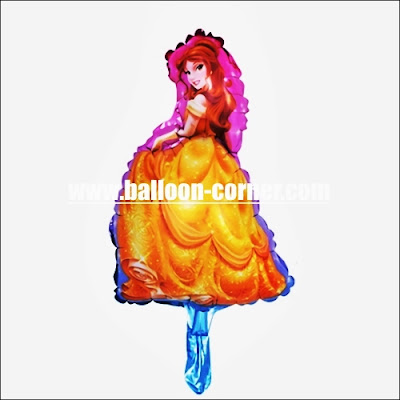 Balon Foil Princess Mini