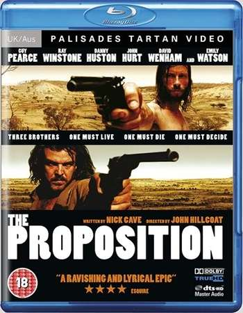 Poster Of The Proposition 2005 Dual Audio 300MB BRRip 576p - UNCUT Free Download Watch Online