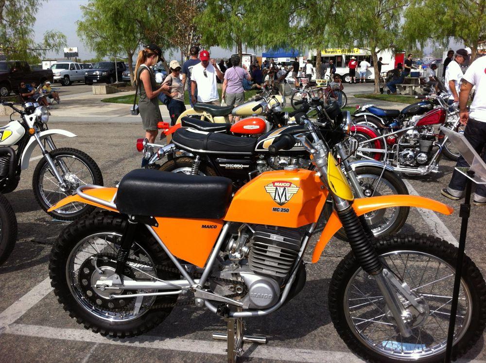 el camino motorcycle swap meet 2012